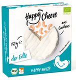 Happy Cheeze - Big Happiness Kaas- Happy White Bio, 150g *THT 14.02.2019*_