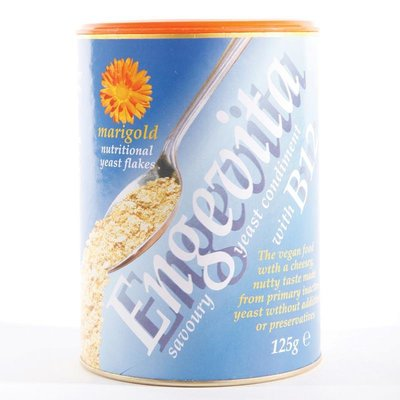 Marigold Engevita gist vlokken met vitamine B12 125g