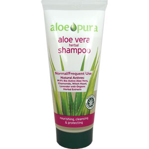 Aloe Pura Aloe Shampoo - Normal Hair