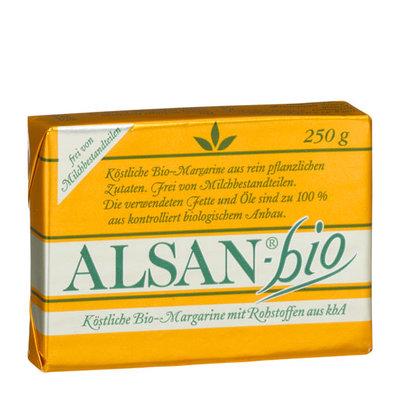 Alsan Bio Plantaardige margarine 250g