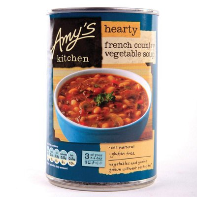 Amy's Kitchen French Country Vegetable  408g