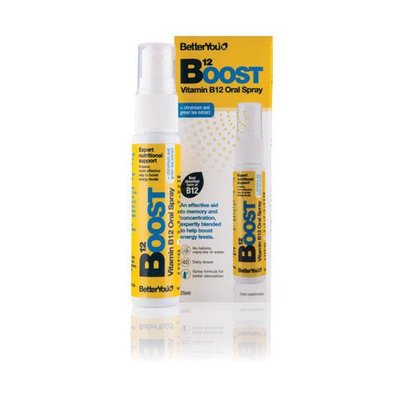 Better You Boost Vitamin B12 Daily Spray 25ml