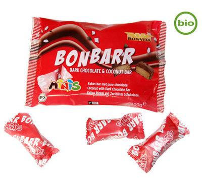 Bonvita Bonbarr mini multipack cocos reepjes, 200g
