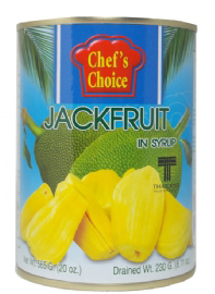 Chef's Choice Jackfruit in Syrop 565g