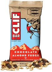 Clif Chocolade amandel Fudge Bar 68g