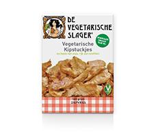 De Vegetarische Slager, Kipstuckjes 160g