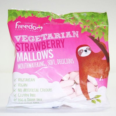 Freedom Confectionery Strawberry Marshmallow 75g