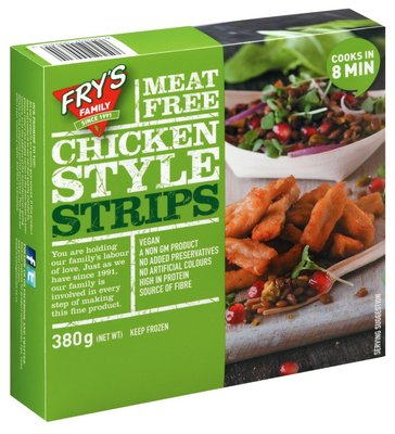 Fry's Chicken-style Strips 380g