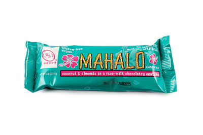 GoMaxGo Foods Mahalo chocoladereep