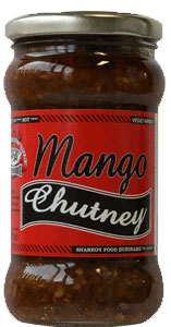 Lekker Bekkie Mango Chutney (315ml)