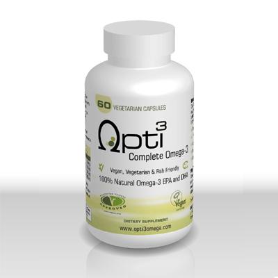 Opti3 (60 Capsules Omega 3)
