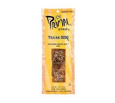 Primal Strips Jerky Texas BBQ 28g