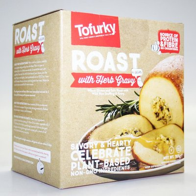 Tofurky Roast with Herb Gravy 765g