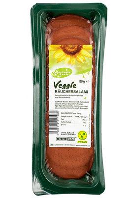 Vanstastic Foods Veggie Rauchersalami