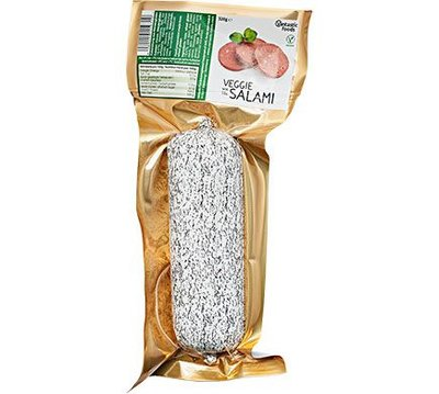 Vantastic Foods Veggie Salami
