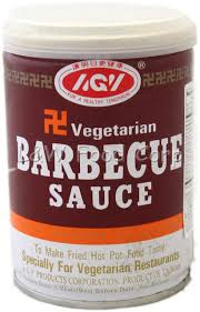 Vegetarian Barbecue sauce