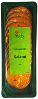 Wheaty Veganslices salami 100g