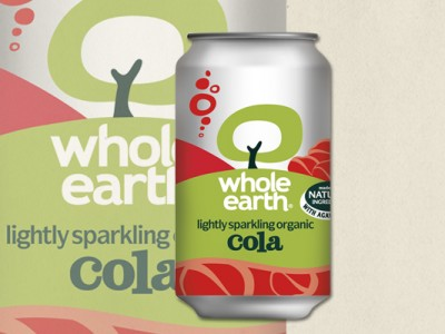 Whole Earth Cola Drink