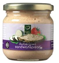Your Organic Nature, Sandwichspread aubergine 180g