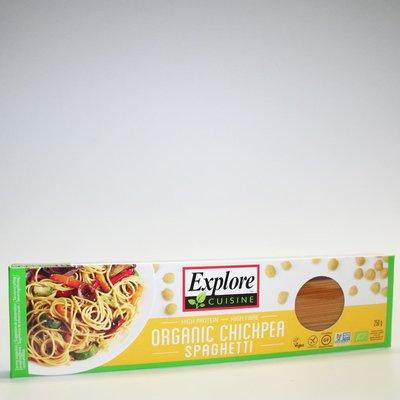 Explore Cuisine Chickpea Spaghetti 250g