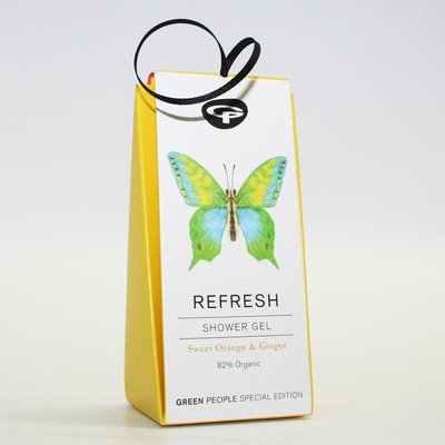 Green People Company Refresh - Shower Gel 30ml