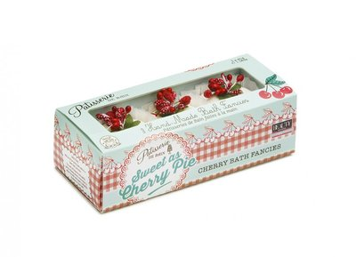 Patisserie De Bain Sweet as Cherry Pie-Trio Gift 3x 45g