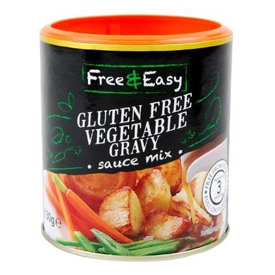 Free & Easy Vegetable Gravy Sauce Mix 130g