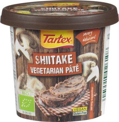 Tartex Vegetarische paté shiitake 125G