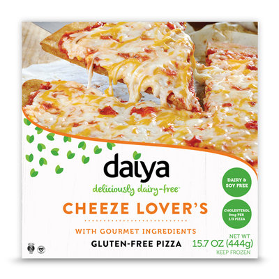 Daiya Cheeze Lover's Pizza 444g