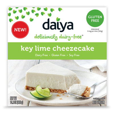 Daiya Key Lime Cheezecake 400g