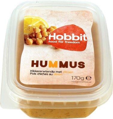 De Hobbit Salade Hummus 170g