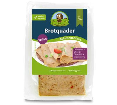 Gut Wudelstein Brotquader plakjes 120g