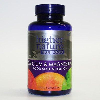 Higher Nature Calcium & Magnesium 60 stuks