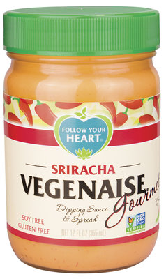 Follow Your Heart Sriracha Vegenaise 340g