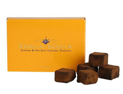 Booja Booja Almond Caramel Truffles 69g