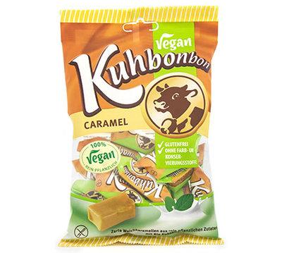 KUHBONBON VEGAN caramels 165g