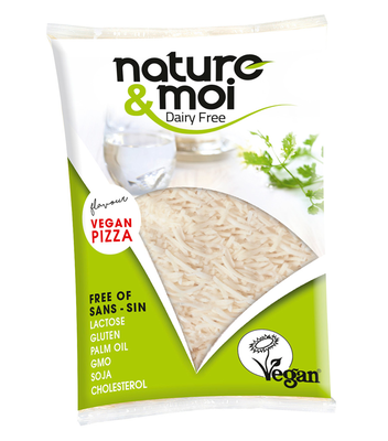 Nature & Moi vegan pizza grated 200g