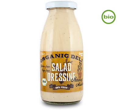 Vantastic Foods Organic Deli Salad Sauce NOHONEY MUSTARD 275ml
