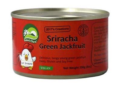 Nature's Charm Green Sriracha Jackfruit 200g