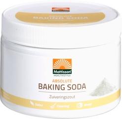 Mattisson Baksoda/zuiveringszout/natriumbicarbonaat 250g