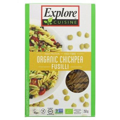 Explore Cuisine Chickpea Fusilli 250g