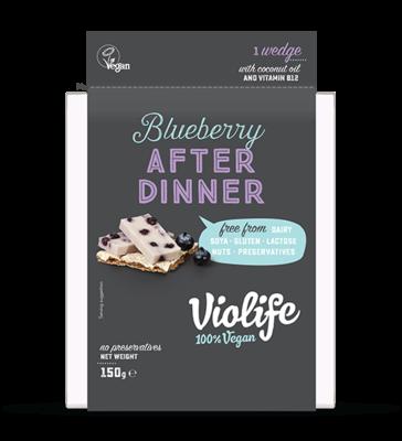 Violife After Dinner Blueberry UK 150g