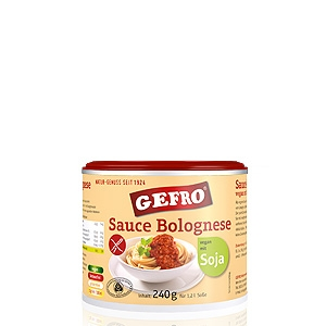 GEFRO Meat-free Bolognese Sauce 240g