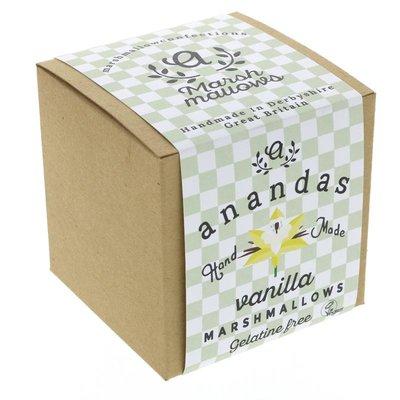 Ananda's Foods Vanilla Marshmallows 80g
