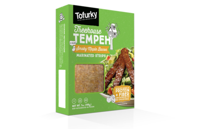 Tofurky Smoky Maple Bacon Tempeh 156g