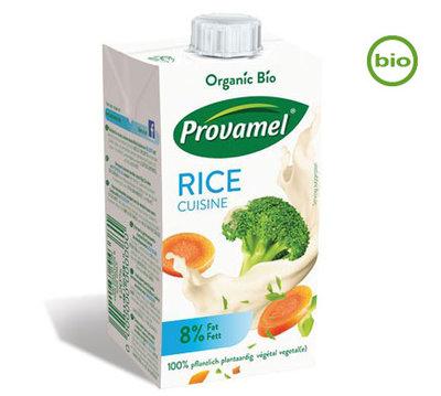 Provamel Rijst Cuisine 250ml