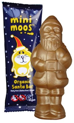 Moo Free Mini Moos Santa Bar 32g