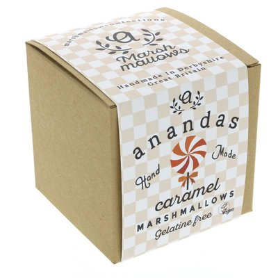 Ananda's Foods Caramel Marshmallows 80g
