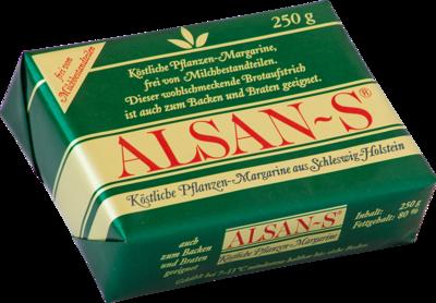 Alsan-S Plantaardige margarine 250g