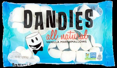 Dandies Marshmallows Vanilla Flavour 283g *THT 17.03.2019*